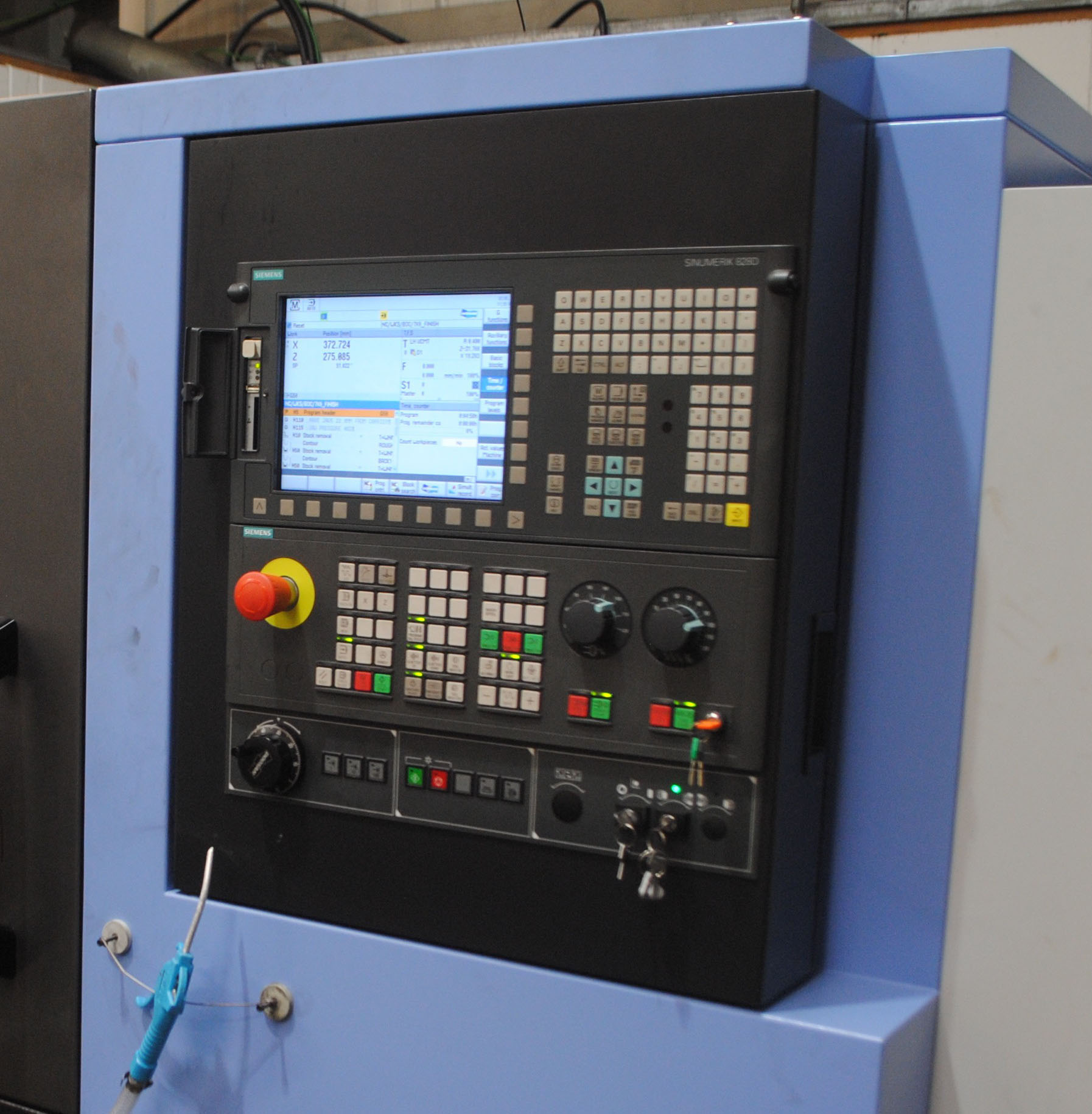 Turning to Siemens! - Mills CNC