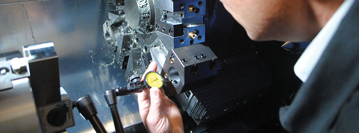 Machine tool servicing